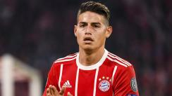 Napoli presiona al Real Madrid por el colombiano James Rodríguez