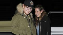 Ed Sheeran confirma su boda con Cherry Seaborn [VIDEO]