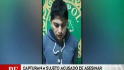 Capturan a principal sospechoso de feminicidio en Mala [VIDEO]