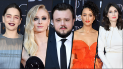 Estos son los actores de 'Game of Thrones' que pagaron para ser nominados a los Premios Emmy 2019