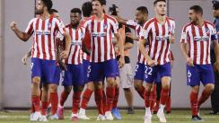 Atlético de Madrid goleó 7-3 al Real Madrid por el International Champions Cup