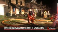 Cinco niños mueren por incendio en guardería de Estados Unidos | VIDEO