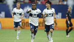 Yordy Reyna anotó gol de media distancia en la MLS con el Vancouver Whitecaps | VIDEO
