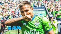 Raúl Ruidíaz anotó gol en la MLS en duelo entre Seattle Sounders y Los Angeles Galaxy | VIDEO