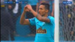 Sporting Cristal vs. Sport Boys: 'Canchita' Gonzales anotó el 2-2 en la Liga 1 [VIDEO]