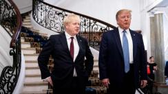 Trump respalda a Johnson como el
