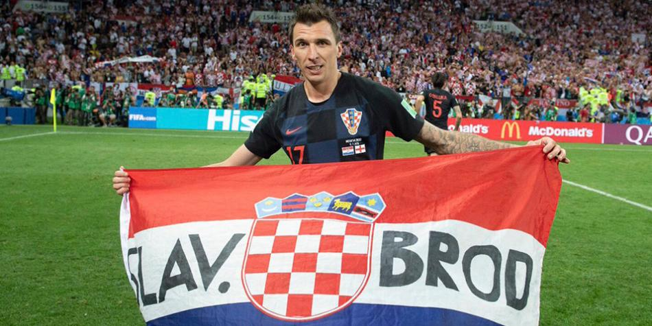 Mario Mandukic retired from the Croatia National Team after playing the final of the Nndc World Cup | sports