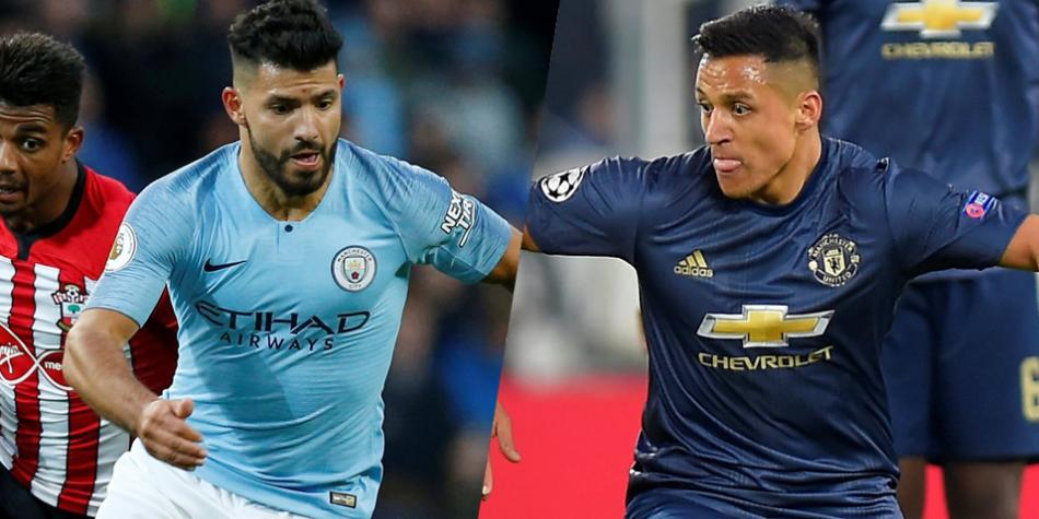 Manchester City vs. Manchester United: Duel of the city by the Premier League