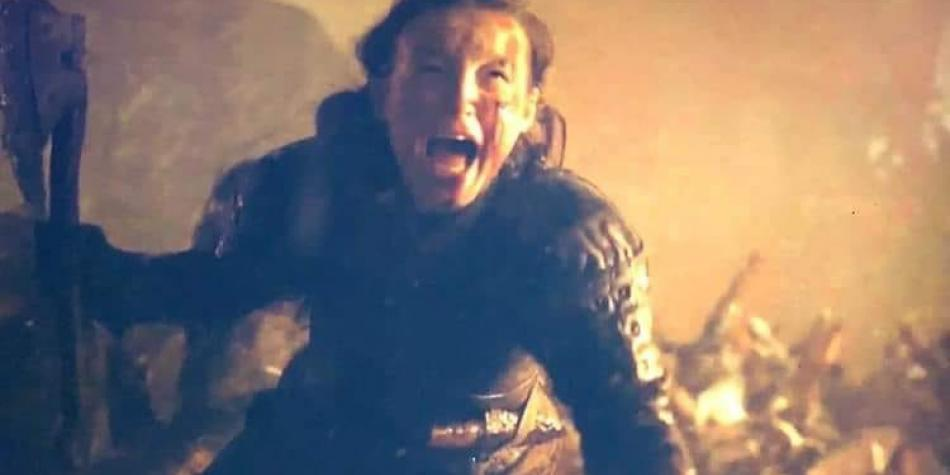Image result for lady mormont's death game of thrones