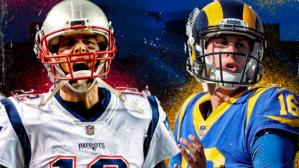 Patriots vs. Rams