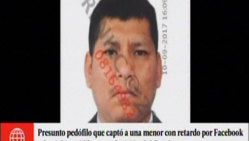 Violador de menor sigue libre