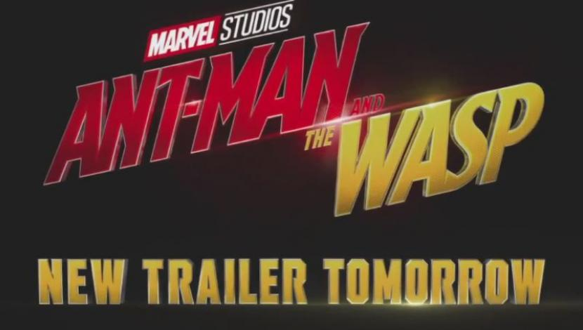 'Ant-Man and the Wasp' estrena tráiler