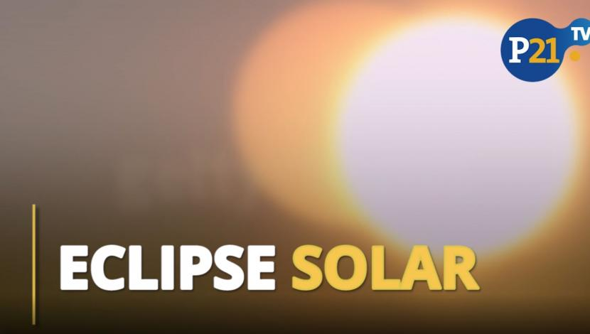 Eclipse Solar (Video: Perú21)
