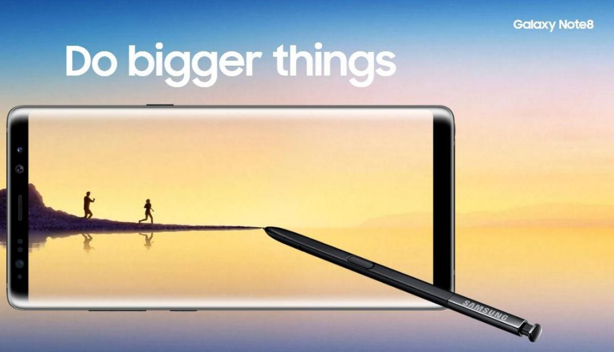 Galaxy Note 8 (Samsung)
