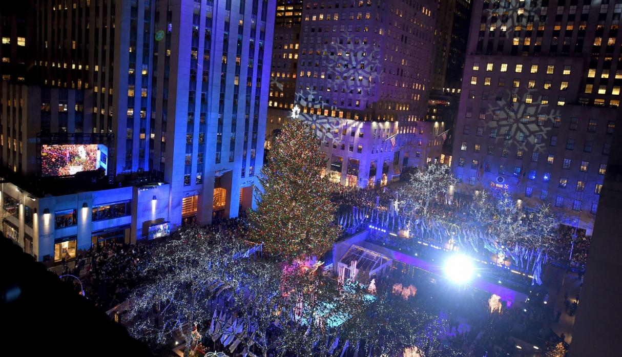 Rockefeller Center (AFP)