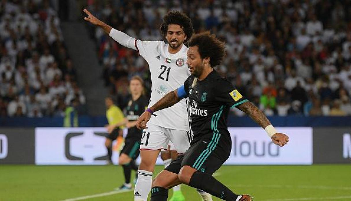 Marcelo es el segundo capitán del Madrid. (Getty Images)
