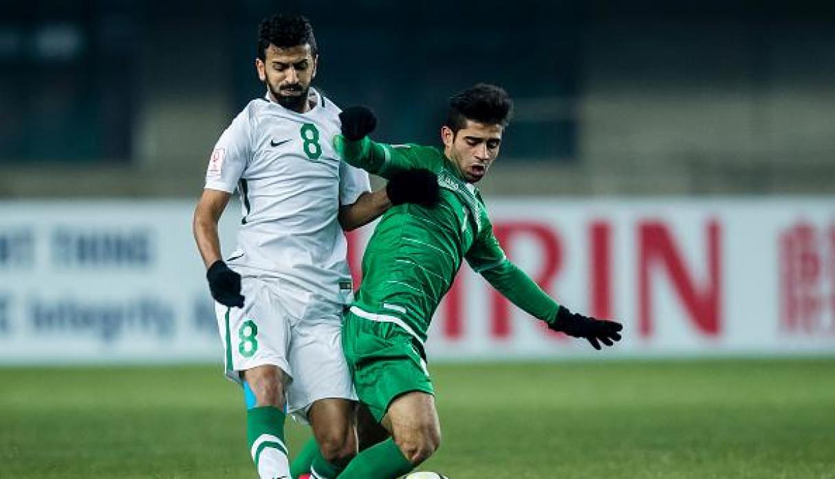 Arabia Saudita conforma el Grupo A del Mundial. (Getty Images)