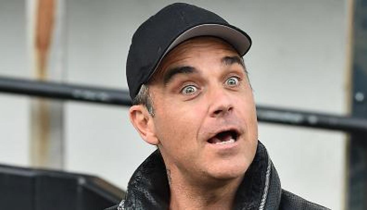 Robbie Williams (Getty)