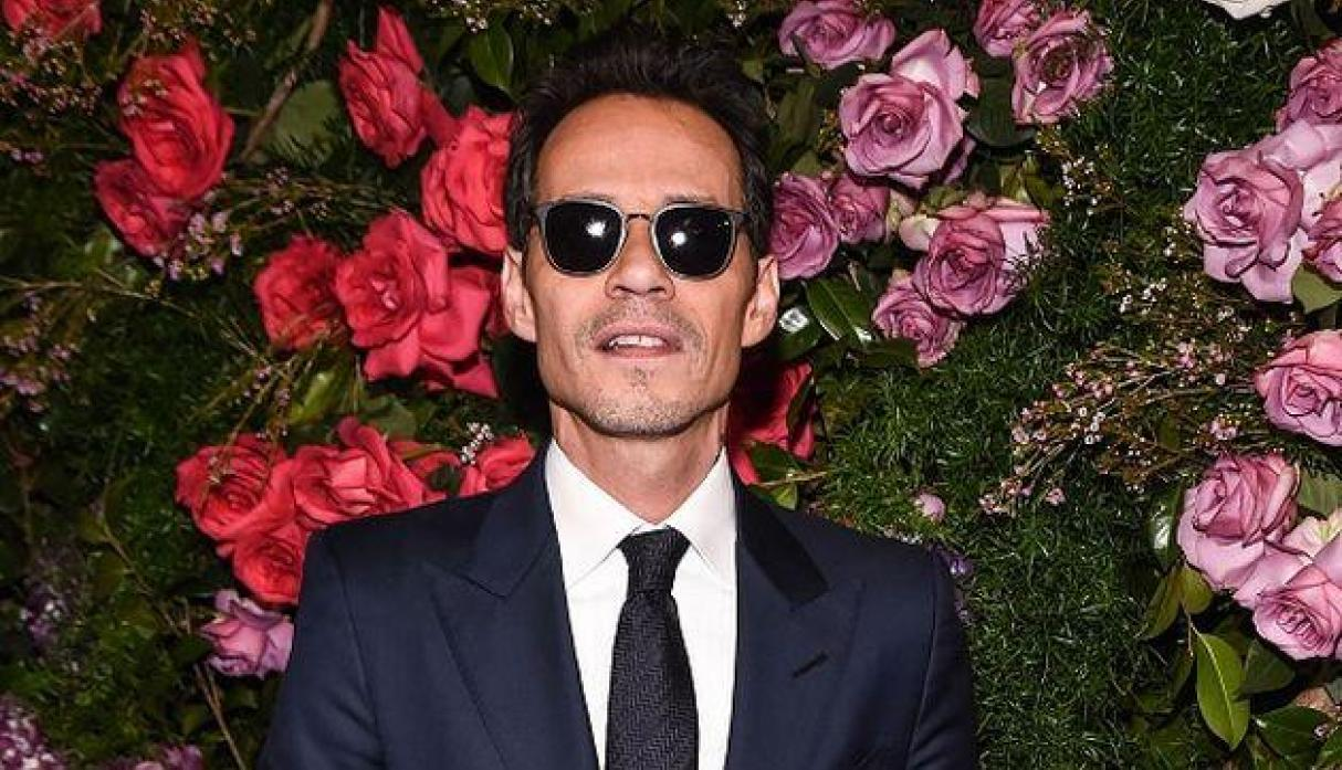 Es Marc Anthony maestro de baile de Will Smith