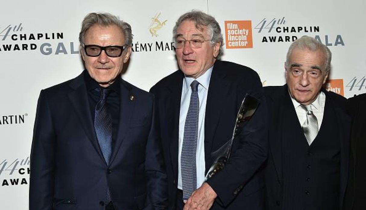Martin Scorsese. (Getty Images)