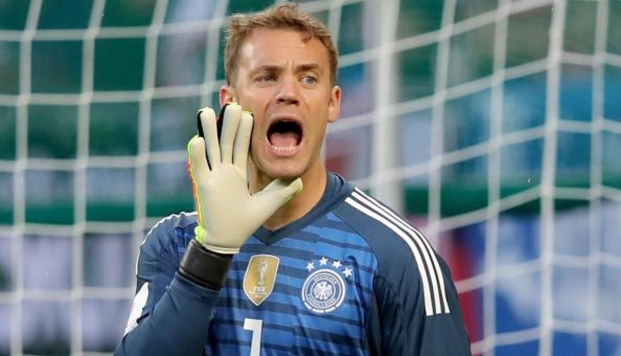 Manuel Neuer. (Getty Images)