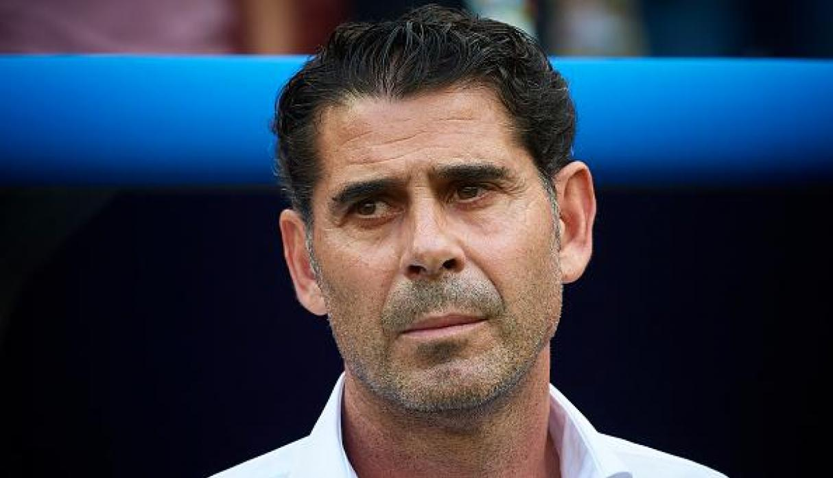 Fernando Hierro. (Getty)