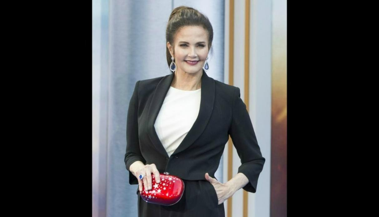 Lynda Carter se suma al movimiento #Metoo