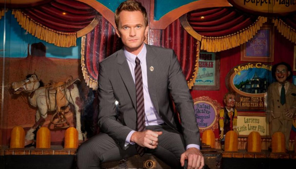 3. Neil Patrick Harris (41 años, 'How I Met Your Mother'), US$18 millones.(AP)