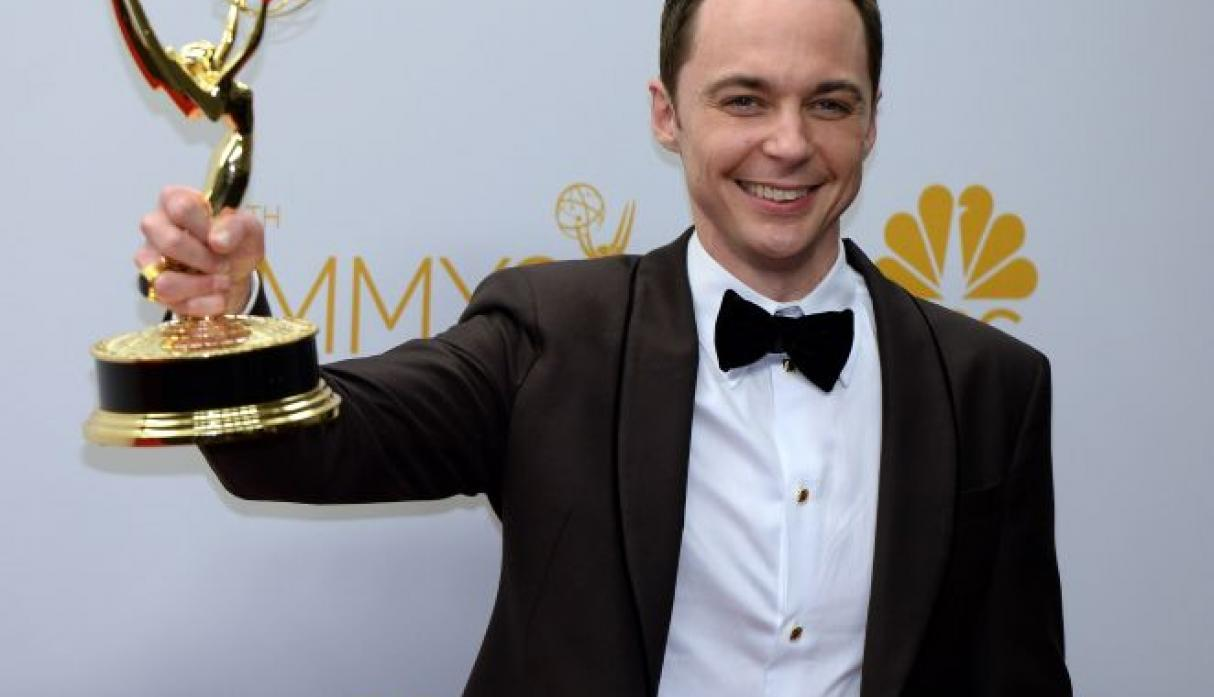 7. Jim Parsons (41 años, 'The Big Bang Theory'), US$12 millones. (AFP)