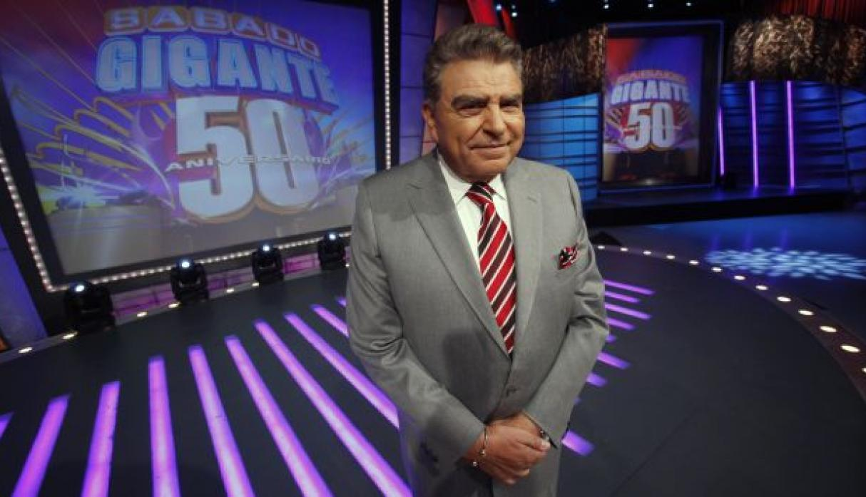 Don Francisco seguirá en TV. (AP)