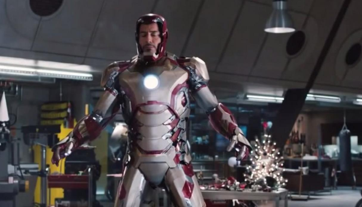 Iron Man / © Marvel Studios Inc.