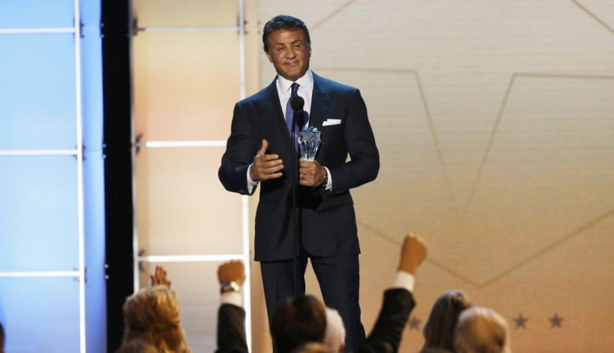 Sylvester Stallone. (Reuters)