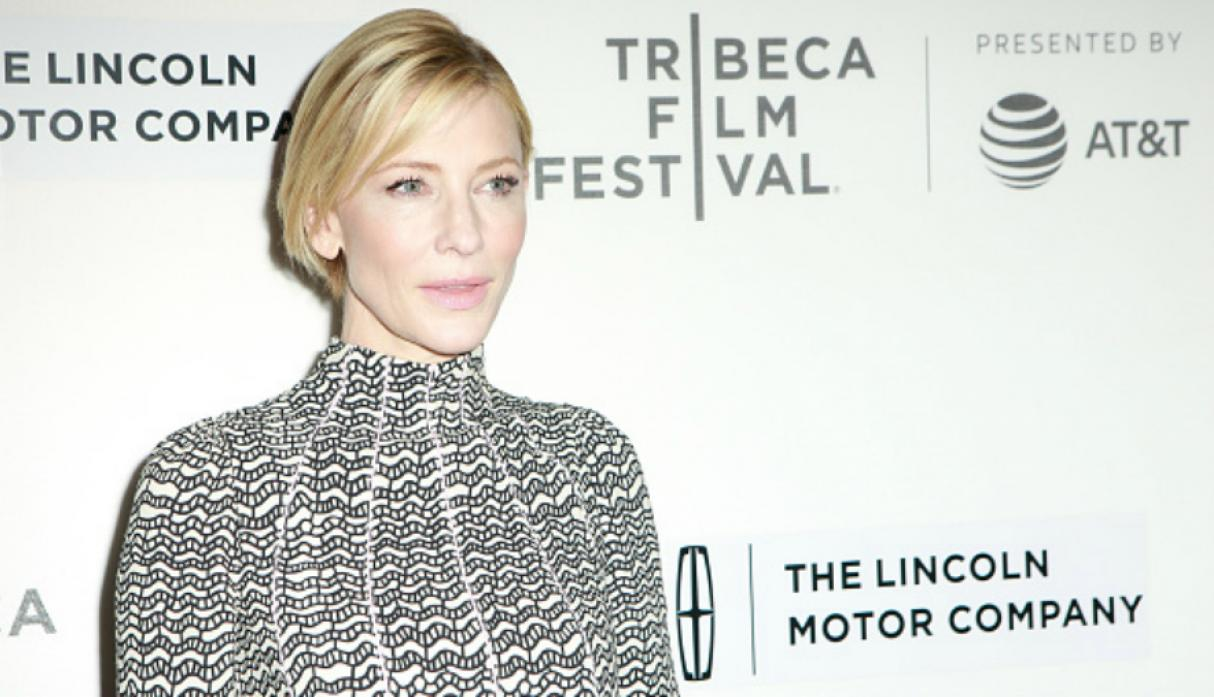 8. Cate Blanchett US $ 12 millones (Getty Images)