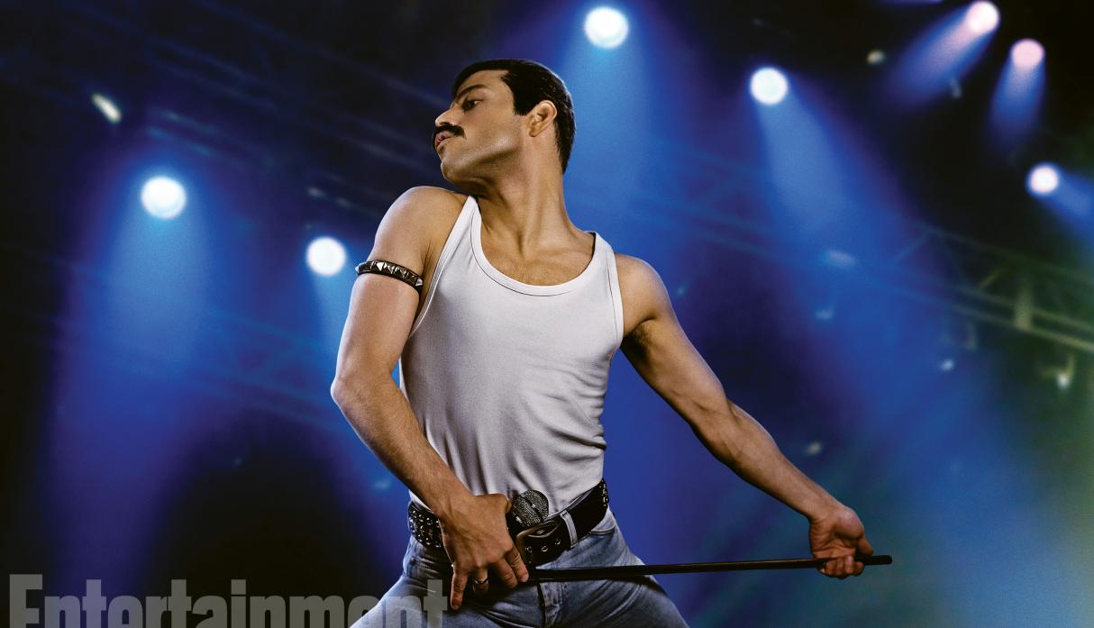 El cantante de Queen vuelve. (Entertainment Weekly)