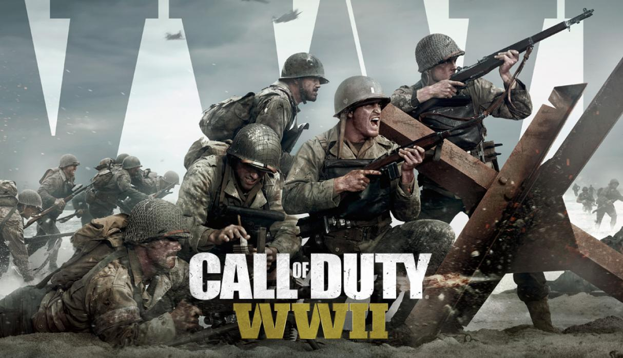 6 'Call Of Duty WWII' (Activision)