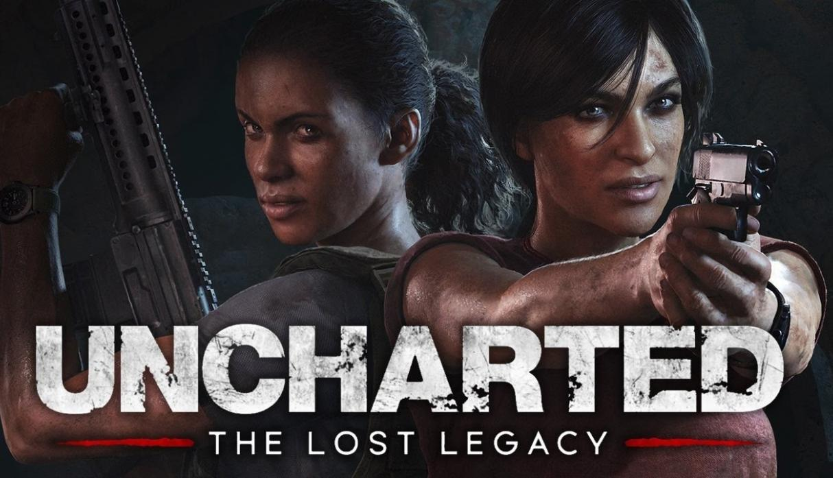 11 'Uncharted: The Lost Legacy' (Naughty Dog)