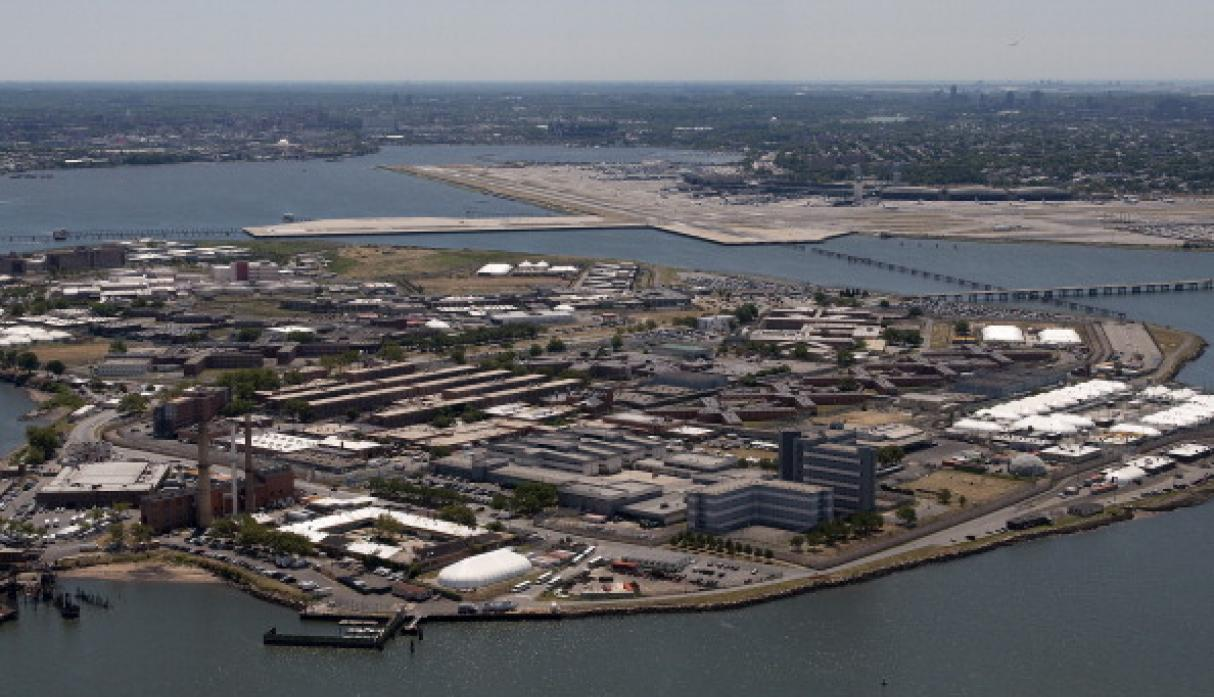 Prisión Rikers Island (Getty)