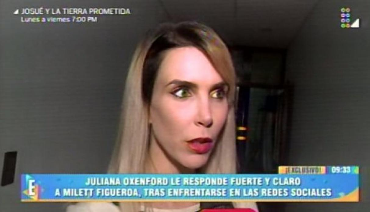Juliana Oxenford