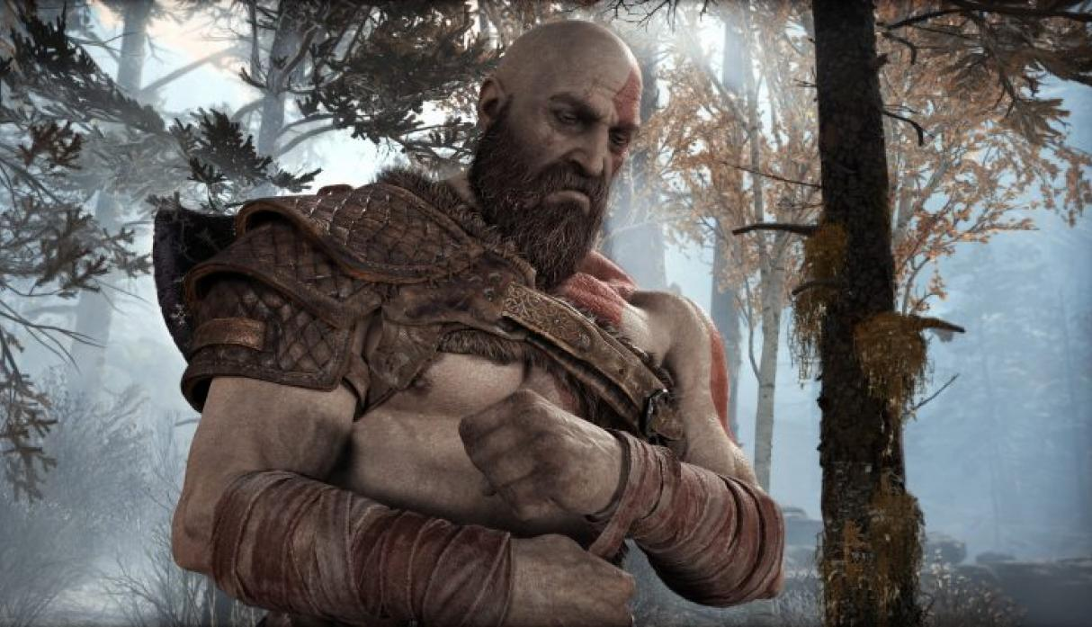 kratos PS4 god of war