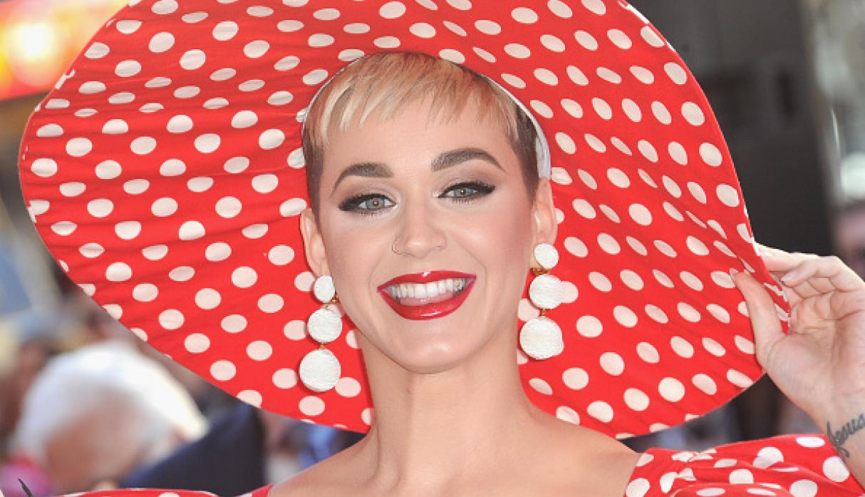 Katy Perry. (Getty Images)