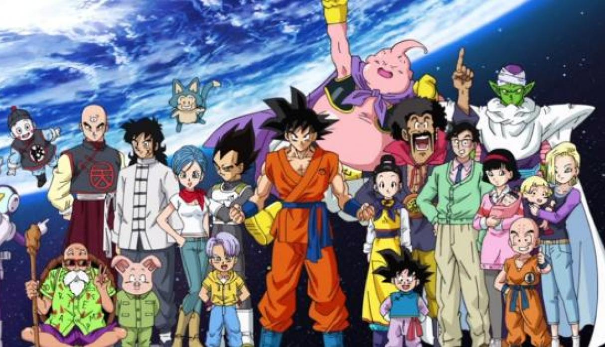 Dragon Ball 153 episodios. (YouTube)