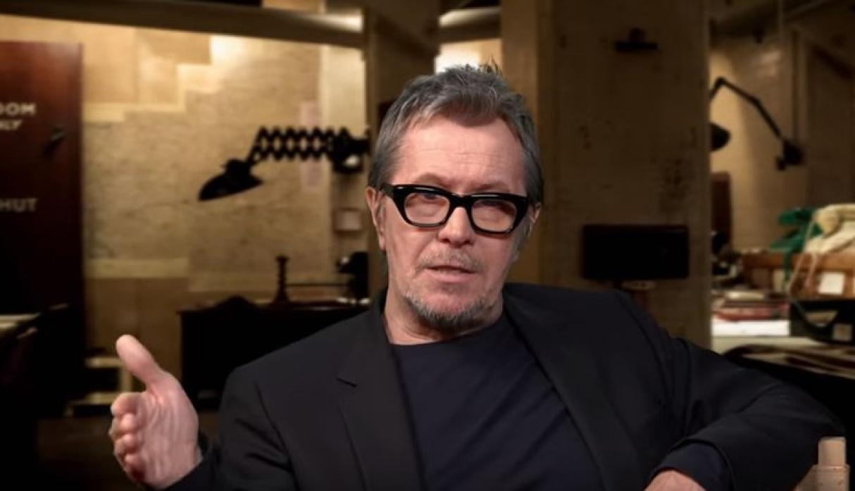 Premios Oscar 2018: Mira la transformación de Gary Oldman en Winston Churchill [VIDEO]