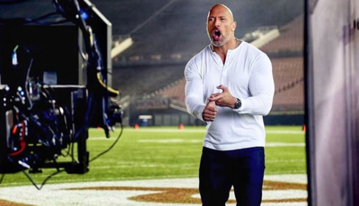 Instagram: Actor Dwayne Johnson hace un video para agradecer a paramédicos. (Instagram)