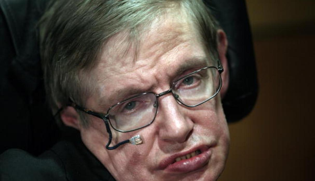 Stephen Hawking (Getty)