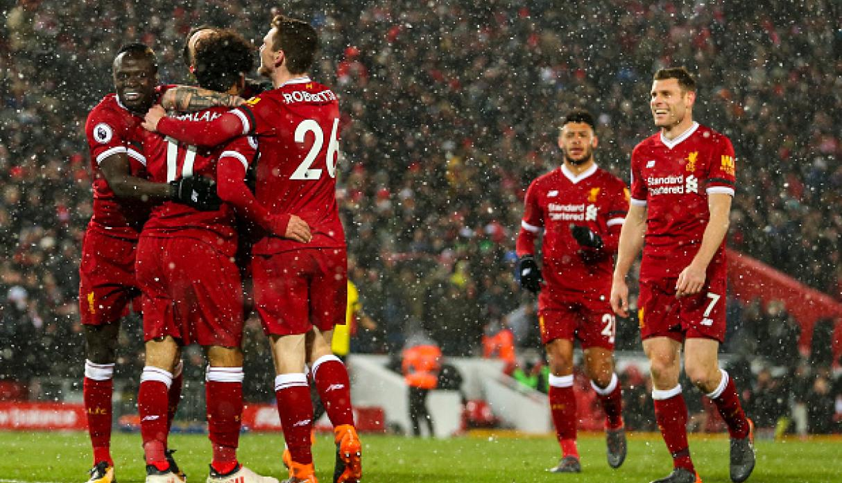 Liverpool. (Getty Images)