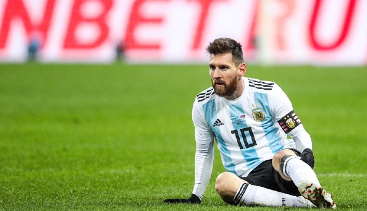 Lionel Messi ha disputado tres finales con Argentina. (Getty Images)
