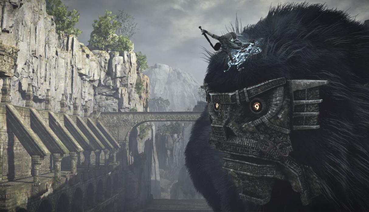 Shadow of Colossus finalmente llegó a Playstation 4 con gráficos renovados.