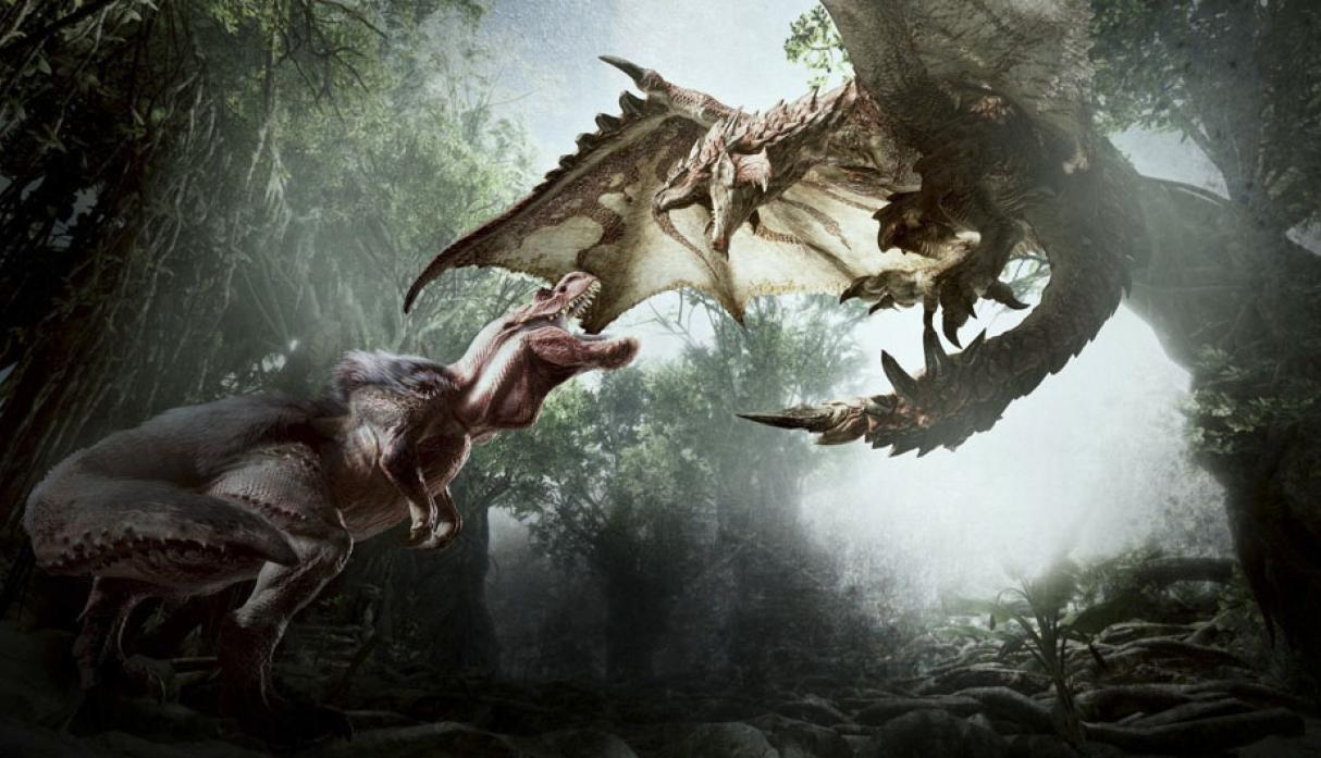 Monster Hunter World se lanzó para PlayStation 4, Xbox One y PC a fines de enero.