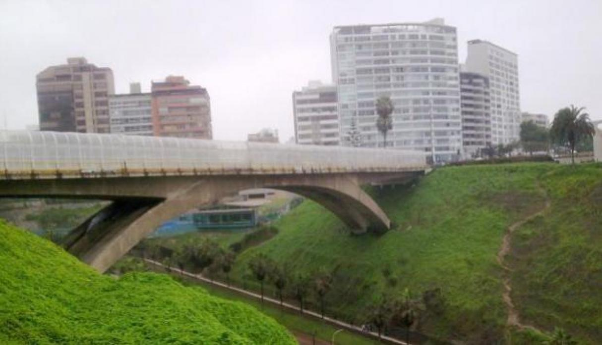 Intento de suicidio en Miraflores