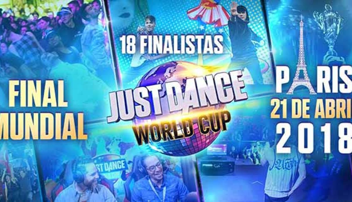 Ubisoft just dance world cup